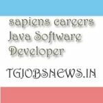 sapiens careers Java Software Developer