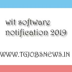 wit software notification 2019