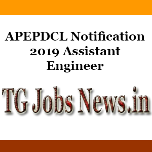 APEPDCL Notification