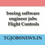 boeing software engineer jobs - Flight Controls